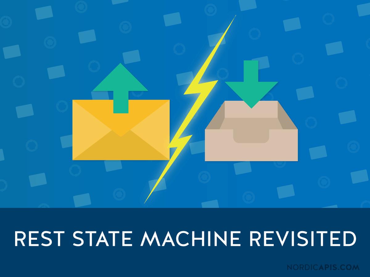 REST State Machine Revisited | Nordic APIs |