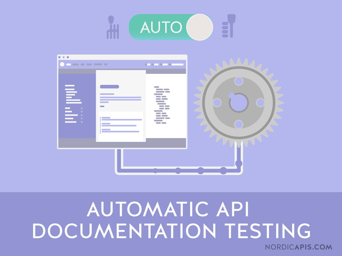 Use automatic api documentation testing to supercharge api growth use automatic api documentation testing to supercharge api growth malvernweather Gallery